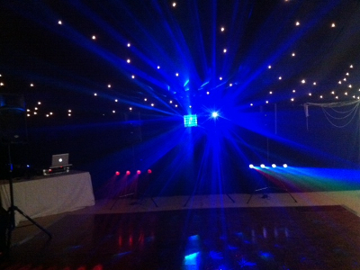 dj equipment & lighting for hire