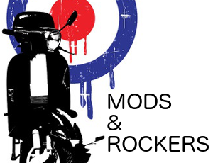 mods n rockers - motown, rock & roll ska, britpop dj hire