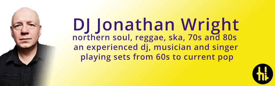 wedding dj & disco hire in Edinburgh, Fife and the Borders DJ Jonathan Wright